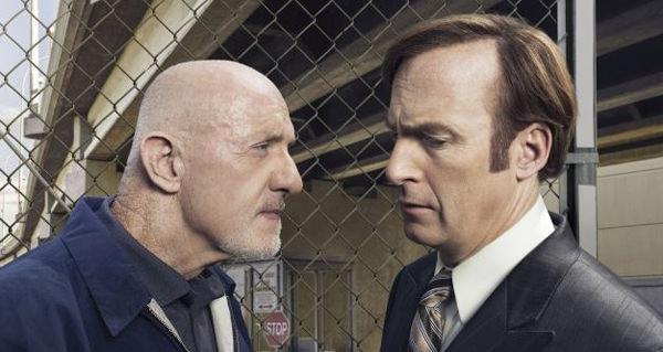 Saul Goodman und Mike