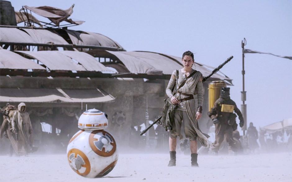 Vorschau auf Star Wars 7