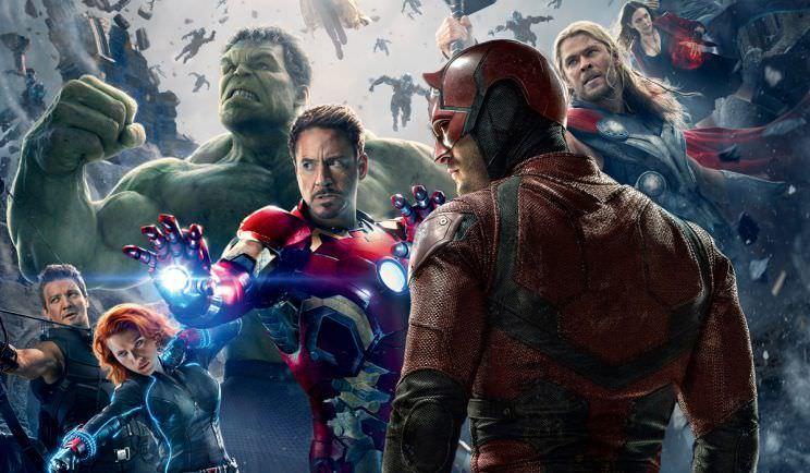 Marvel Filme und TV-Serien