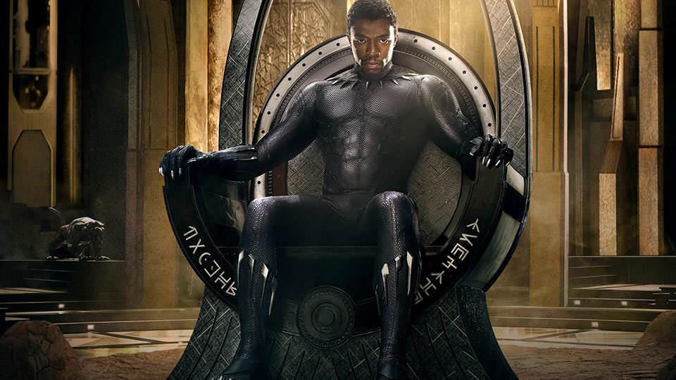 Kinospot Trailer Black Panther