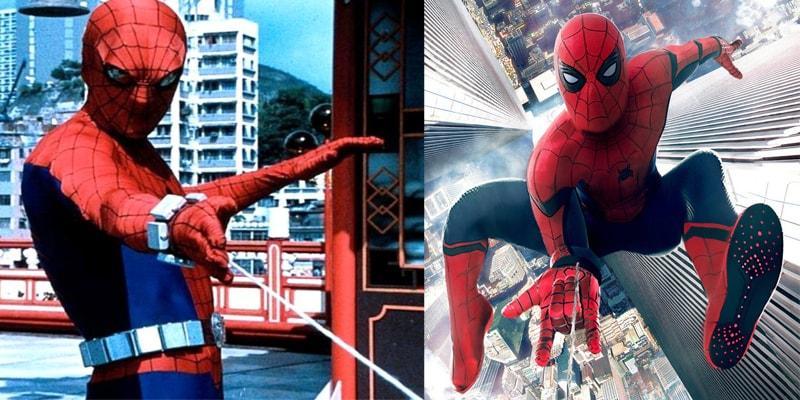 Superhelden Früher vs. Heute