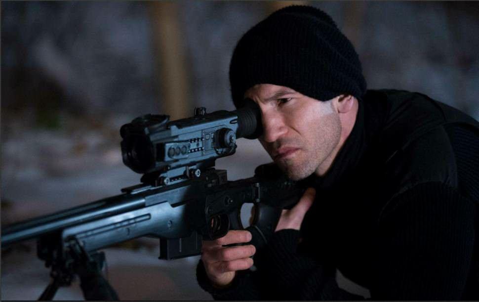 brandneue The Punisher Trailer
