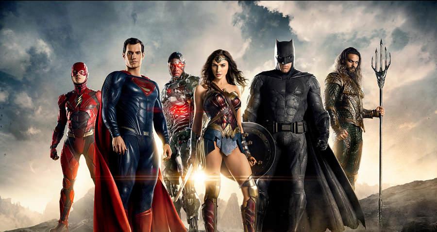 Justice League Teaser-Trailer