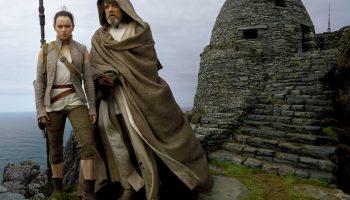 Star Wars #TheLastJedi Trailer
