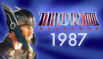 80s-Style Trailer Thor 3 Tag der Entscheidung