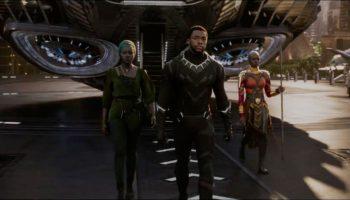 zweite Black Panther Trailer