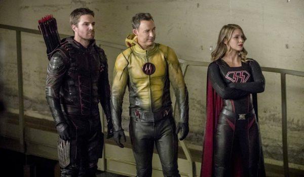Trailer zum größten DC Serien Crossover