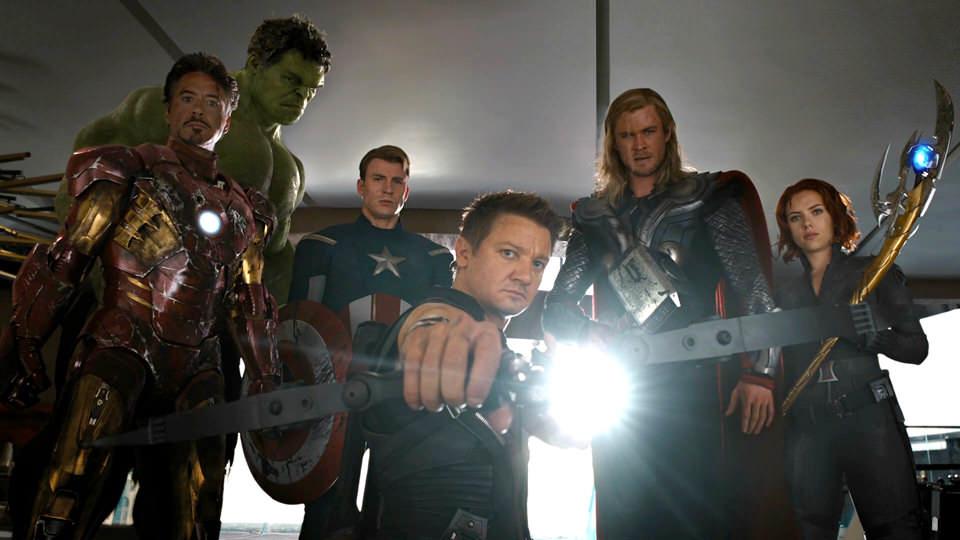 Alle Marvelfilme