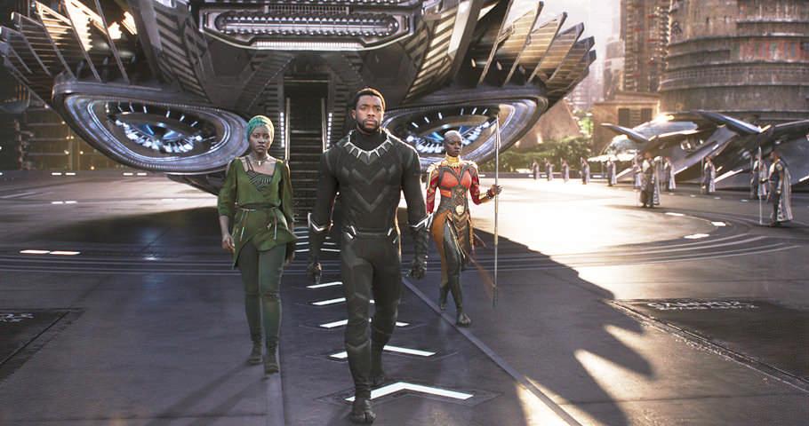 Internationaler Black Panther Trailer