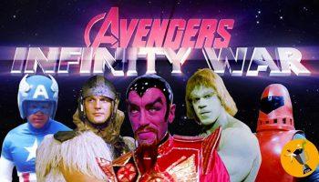 Infinity War Retro