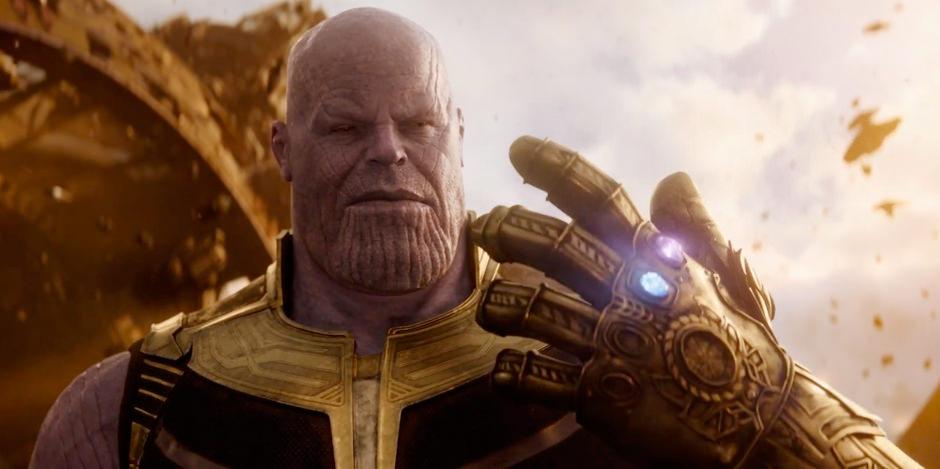 internationaler Avengers: Infinity War Trailer