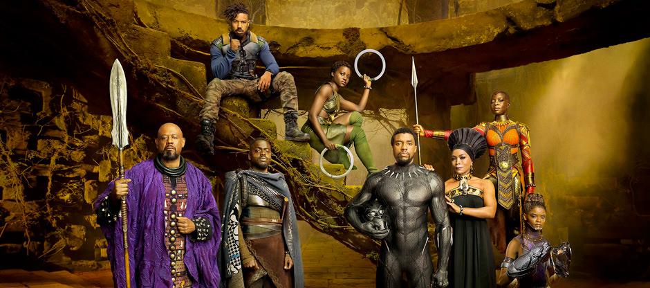 Black Panther King TV-Trailer