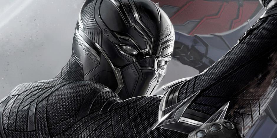 Black Panther Trailer-Clip