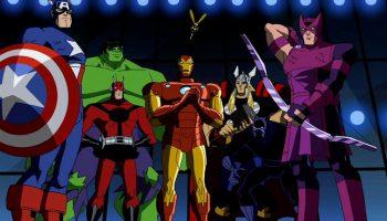 90er Marvel Cartoons