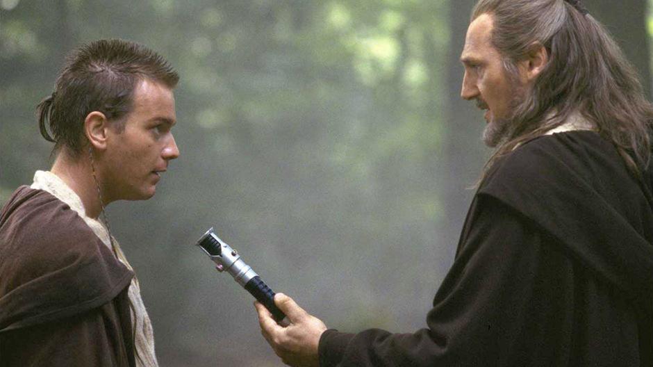 Obi-Wan Film Titelbild