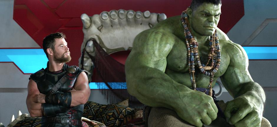 Thor 3 VFX