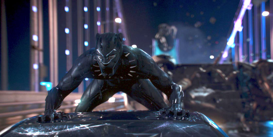 Black Panther Origin Trailer