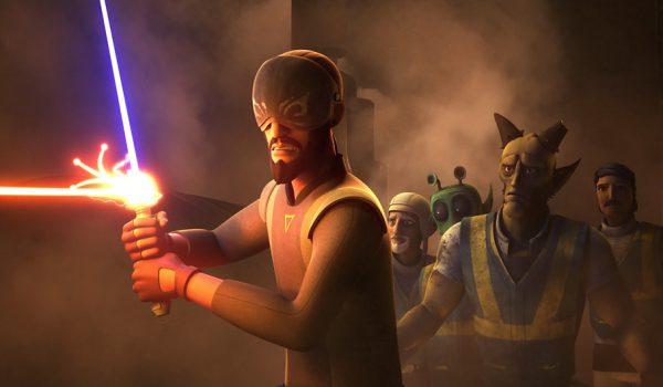 Rebels Trailer der zweiten Hälfte von Staffel 4