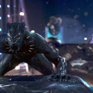 explosiver Black Panther Trailer