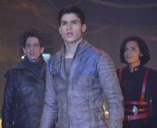 Krypton TV Serien Trailer auf SyFy