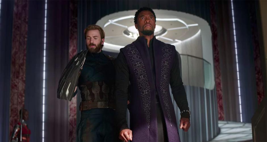 Infinity War Super Bowl Trailer Clip