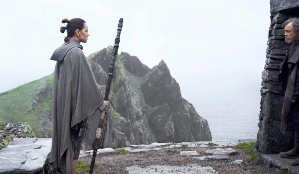 Star Wars The Last Jedi Rey's dritte Trainingslektion
