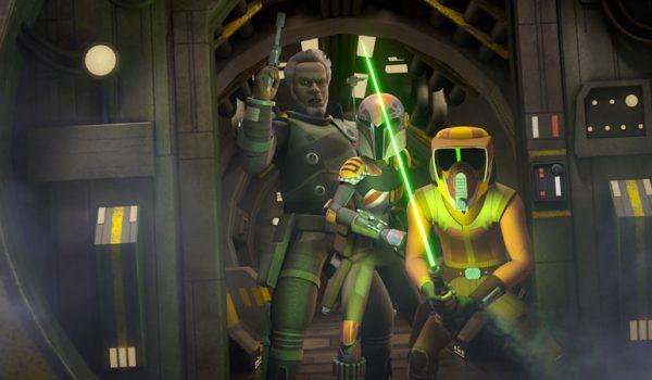 "Rebels Staffel 4 ""Jedi Night""-Trailer"