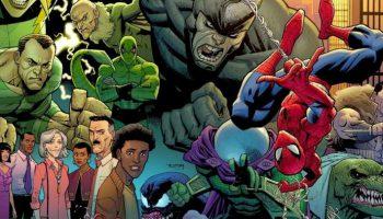 Marvel Fresh Start Comic Release Termine und Cover