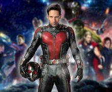 Avengers Infinity War und Ant-Man