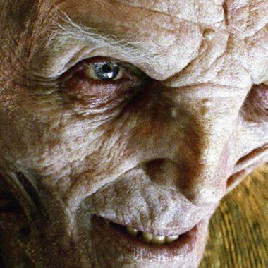 Die Entstehung von Snoke in The Last Jedi