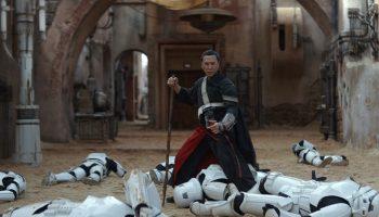 Star Wars Rogue One Drehprobleme und Reshoots