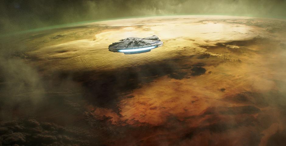 SOLO Spin-off Clip Star Wars TV Spot
