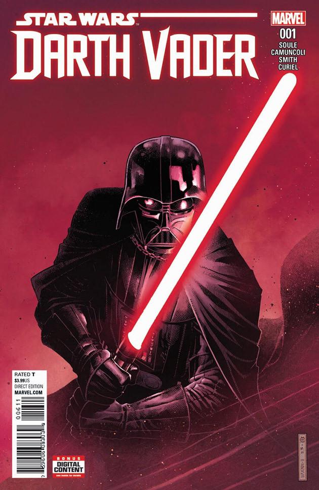 Darth Vader: Dark Lord of the Sith (2017)