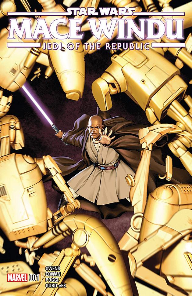 Jedi of the Republic: Mace Windu