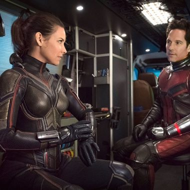 Ant-Man and The Wasp TV-Spot