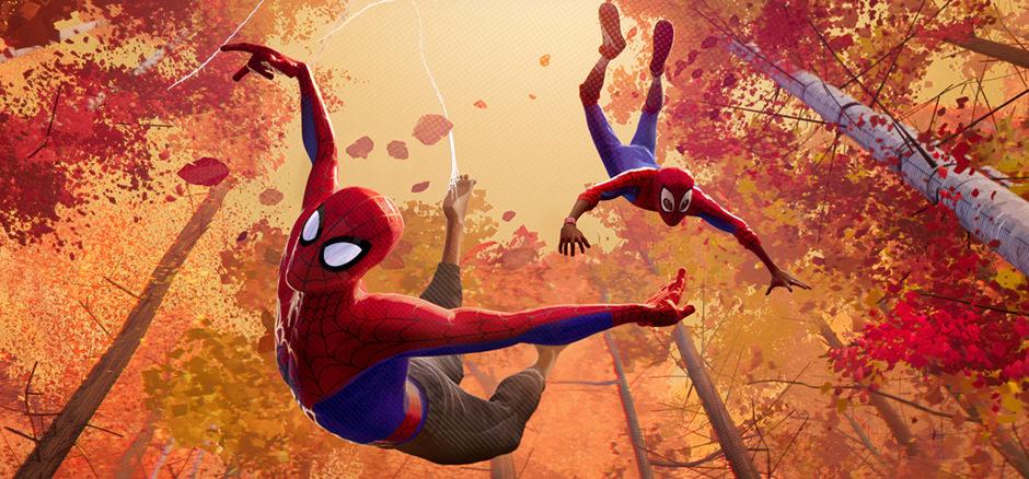 Into the Spider-Verse Trailer Spider-Man