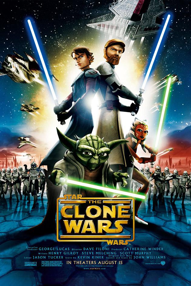 The Clone Wars (2008)