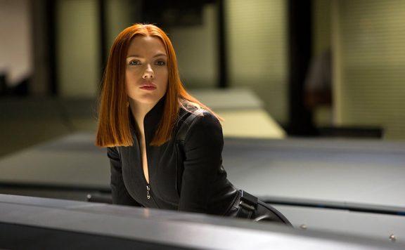 Black Widow Regie