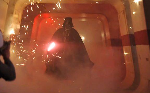 Darth Vader Szene