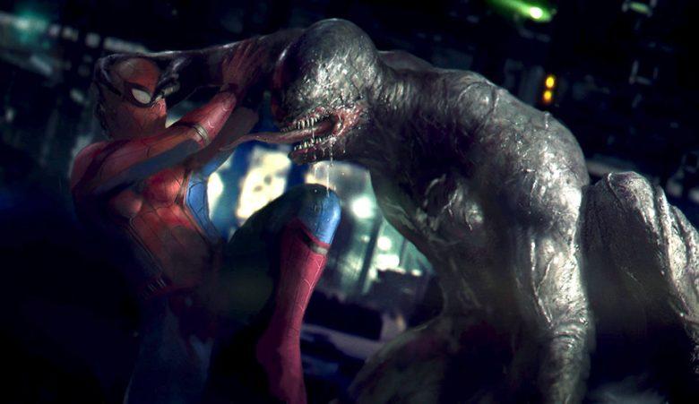 Crossover von Spider-Man