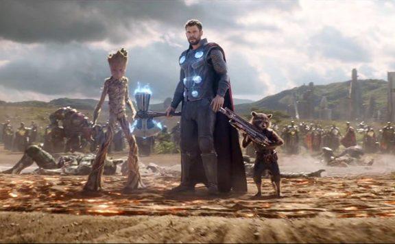 Avengers 4 Nachdrehs