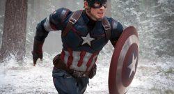 Chris Evans Zeit als Captain America