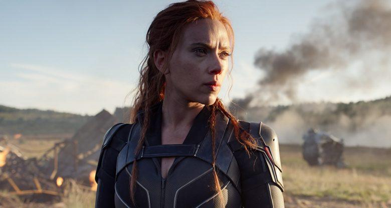 Black Widow Super-Bowl Trailer